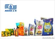 ПТ «Абзал и К» предлагает рис шлифованный 1 сорта